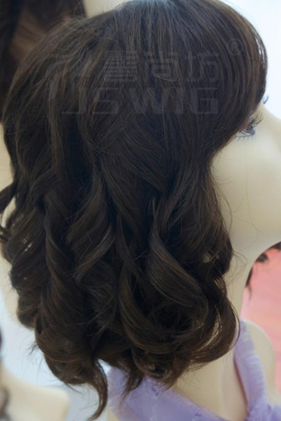 【真人发假发】一顶真头发做的假发可以用多久呢?图片